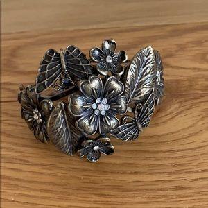 Like New Bronze Cuff Bracelet